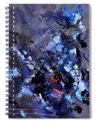 Abstarct 882122022 Spiral Notebook