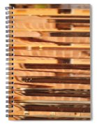Abstracified Spiral Notebook