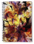 Abstract 082413 Spiral Notebook