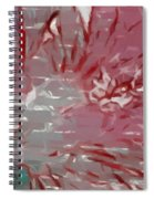 Abstract 101 Spiral Notebook