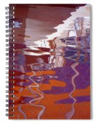 Abstract 11 Spiral Notebook