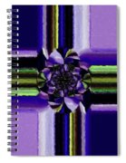 Abstract 119 Spiral Notebook