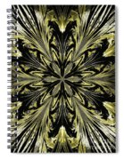 Abstract 146 Spiral Notebook