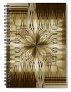 Abstract 15-02 Spiral Notebook