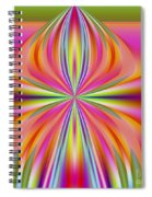 Abstract 153 Spiral Notebook