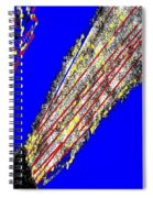 Abstract #16 Spiral Notebook