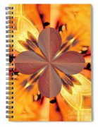 Abstract 180 Spiral Notebook