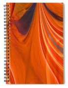 Abstract 201 Spiral Notebook