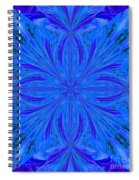 Abstract 206 Spiral Notebook