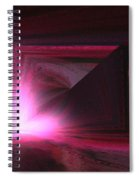 Abstract 231 Spiral Notebook