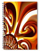 Abstract 235 Spiral Notebook
