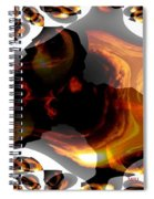 Abstract 236 Spiral Notebook