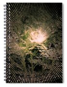 Abstract 271 Spiral Notebook