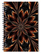 Abstract 288 Spiral Notebook