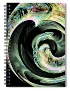 Abstract 291 Spiral Notebook