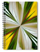 Abstract 296 Spiral Notebook