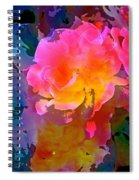Abstract 299 Spiral Notebook