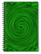 Abstract #3 Spiral Notebook