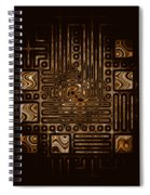 Abstract 326 Spiral Notebook