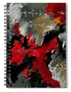 Abstract 3341201 Spiral Notebook
