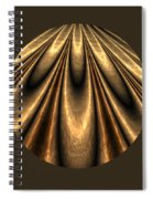 Abstract 338 Spiral Notebook