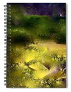 Abstract 36 Spiral Notebook