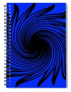 Abstract #4 Spiral Notebook
