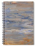 Abstract 408 Spiral Notebook