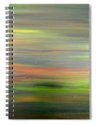 Abstract 417 Spiral Notebook