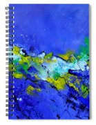Abstract 5531103 Spiral Notebook