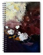 Abstract 774170 Spiral Notebook