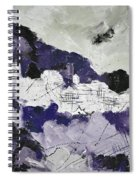 Abstract 7880 Spiral Notebook