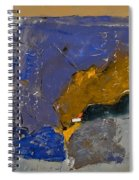 Abstract 88113003 Spiral Notebook