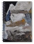 Abstract 8831102 Spiral Notebook