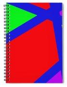 Abstract Art Spiral Notebook