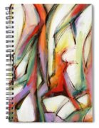 Abstract Art Forty-six Spiral Notebook