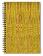 Abstract Autumn Forest Spiral Notebook