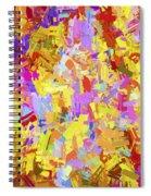 Abstract Series B6 Spiral Notebook