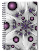 Abstract Beauty Spiral Notebook