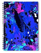 Abstract Butterfly #2 Spiral Notebook