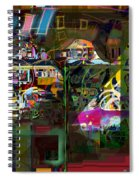 Tefilla Without Cavona 7b J Spiral Notebook