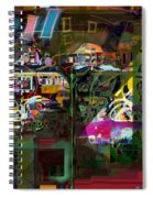 Tefilla Without Cavona 7b K Spiral Notebook