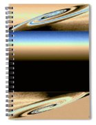 Abstract Fusion 163 Spiral Notebook