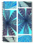 Abstract Fusion 170 Spiral Notebook