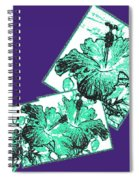 Abstract Fusion 244 Spiral Notebook