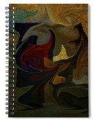 Geometries Spiral Notebook