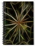 Abstract Of Nature 2 Spiral Notebook
