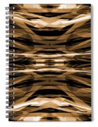 Abstract Pattern 4 Spiral Notebook