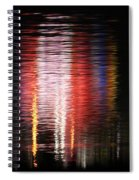 Abstract Realism Spiral Notebook