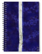 Abstract Rectangles Iv Spiral Notebook